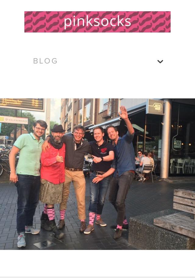 Pinksocks Nijmegen