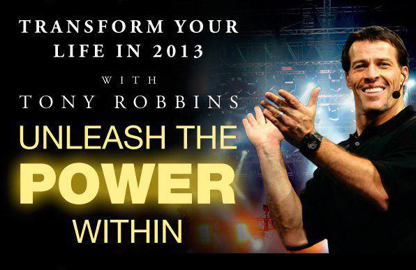 Anthony Robbins London
