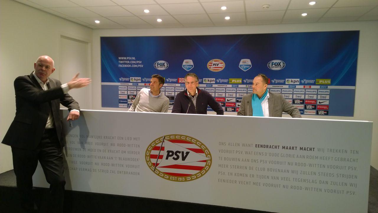 Toon Gerbrands en PSV