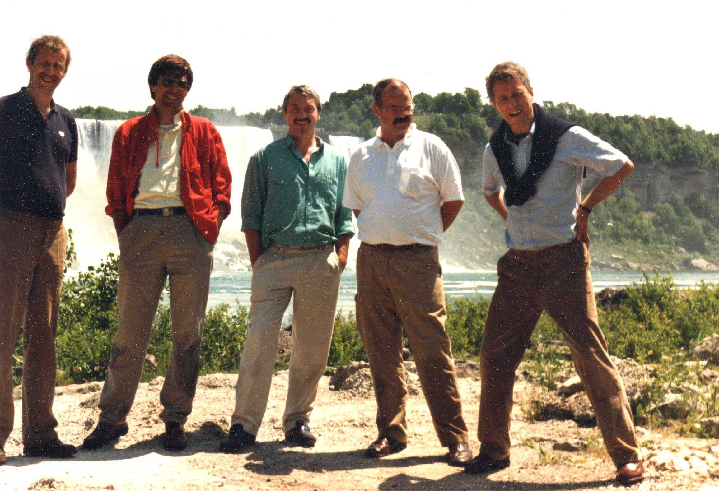 Niagara and Mayo Clinics 1989 Max Taks e.a.