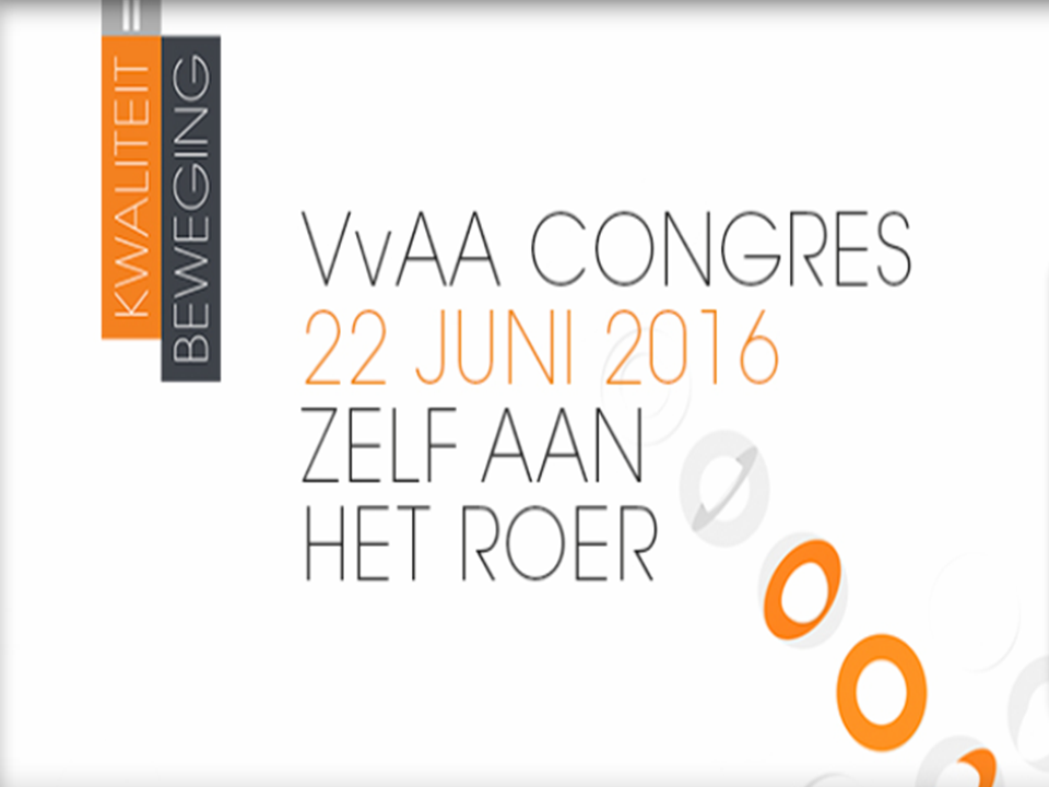 VvAA Roergangers congres 22 juni 2016