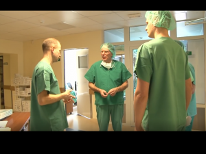 EVLT VenaCure Lithuania Angiodynamics Radviliškio ligoninėje Vafi